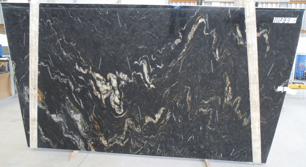 Titanium granite from Brazil