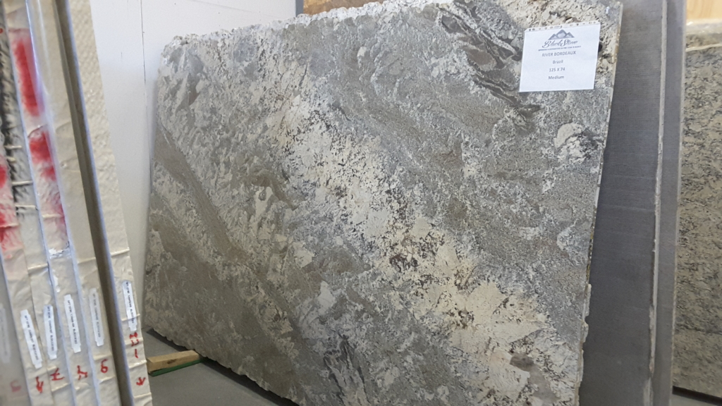 Ottawa Granite Countertop Slabs River Bordeaux