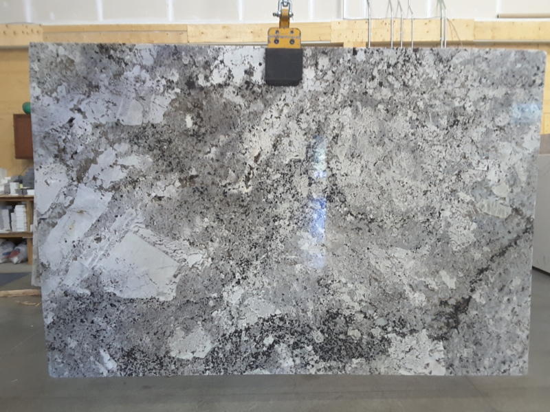 Ottawa Granite Countertop Slabs White Ice