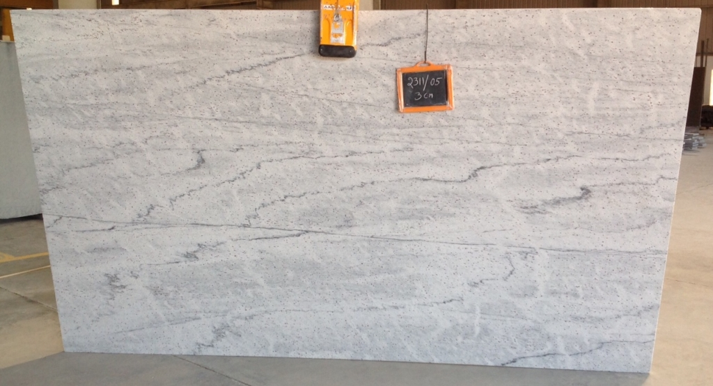 Ottawa Granite Countertop Slabs River White