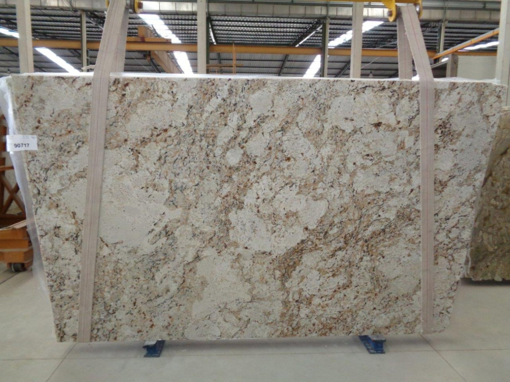 Ottawa Granite Countertop Slabs Snowfall