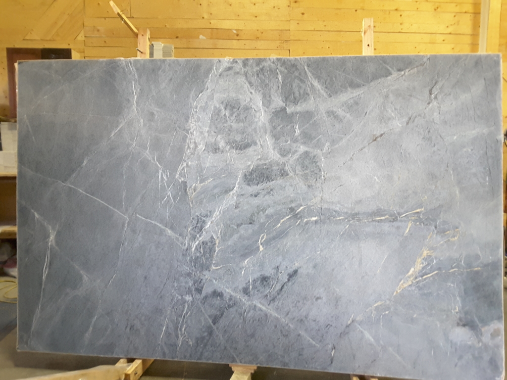 Grey Soapstone Slabs - Blackstone Importers