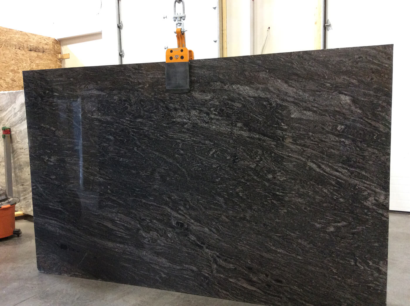 Ottawa Granite Countertop Slabs Black Thunder