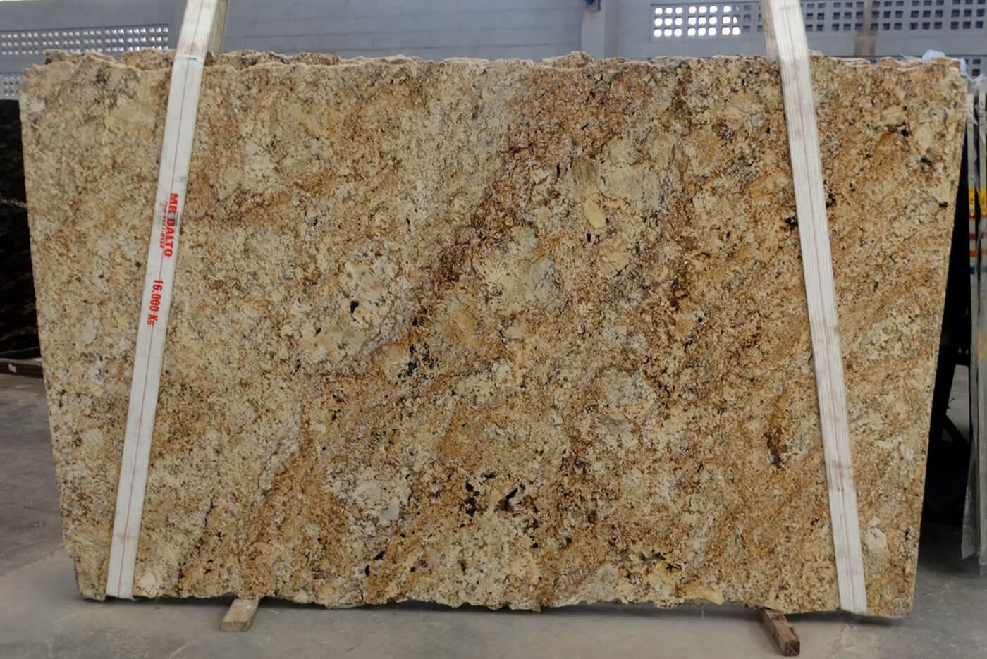 Ottawa Granite Countertop Slabs Sunny Gold