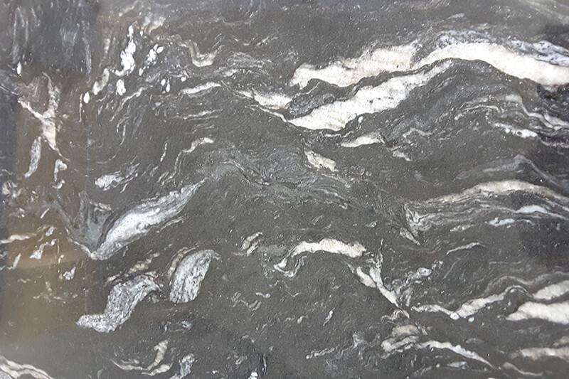 Ottawa Granite Countertop Slabs Titanium Silver