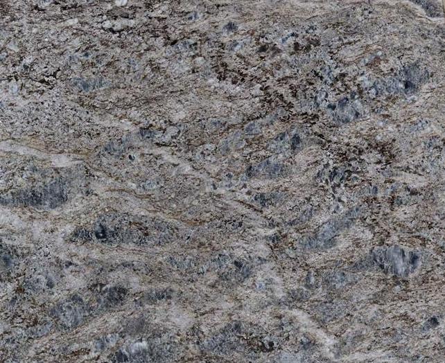 Ottawa Granite Countertop Slabs Blue Flower